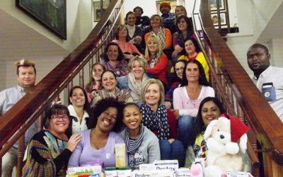 Mandela Day at Ewing Trust Company